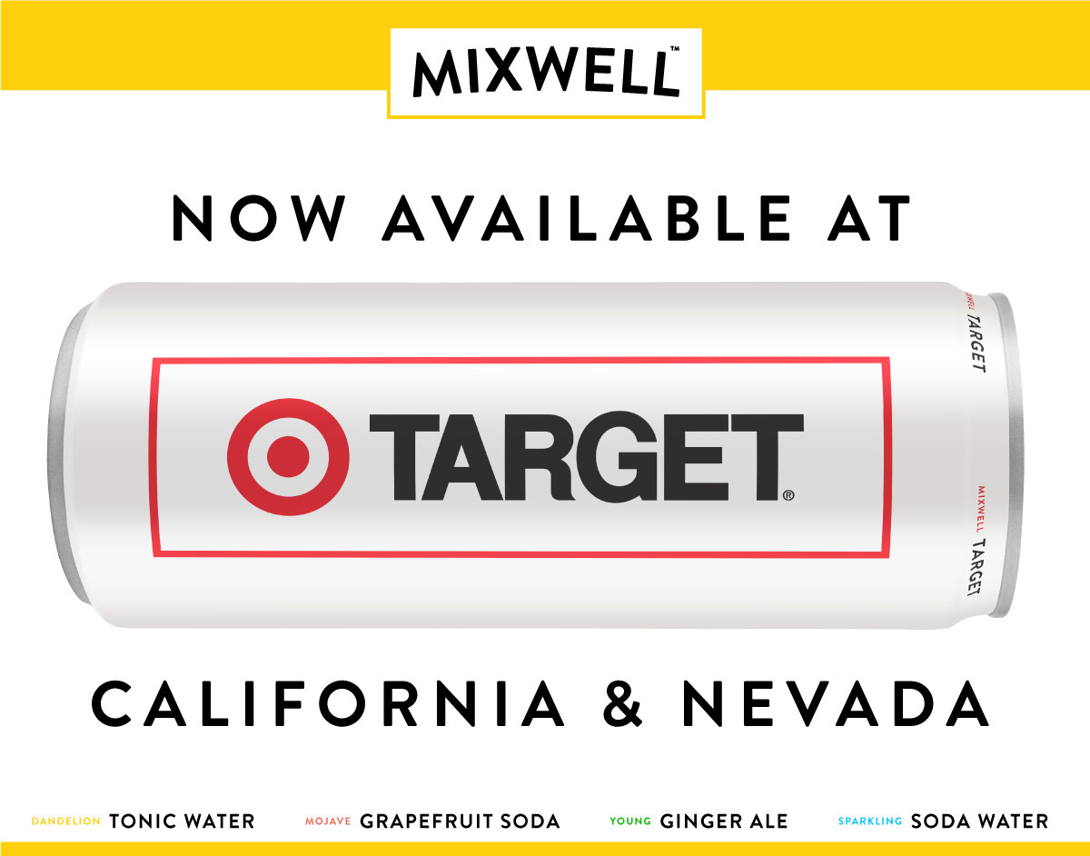Mixwell Now Available at Target